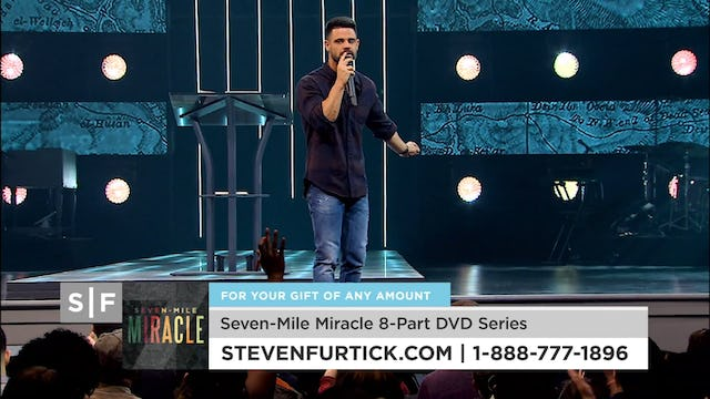 Seven-Mile Miracle: Complete The Cross Part 1