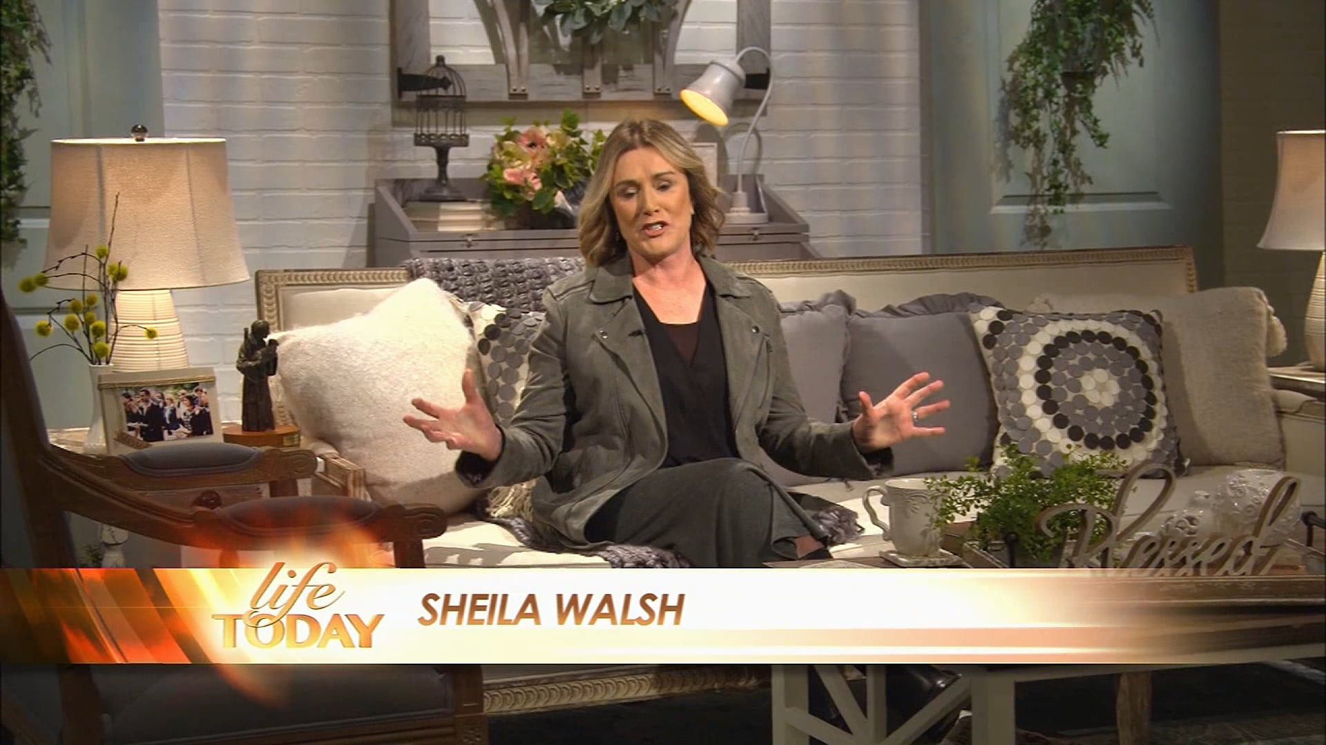 Watch Sheila Walsh | Resisting The Devil