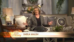 Video Image Thumbnail: Sheila Walsh | Resisting The Devil