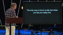 Video Image Thumbnail:The Only Way to Live