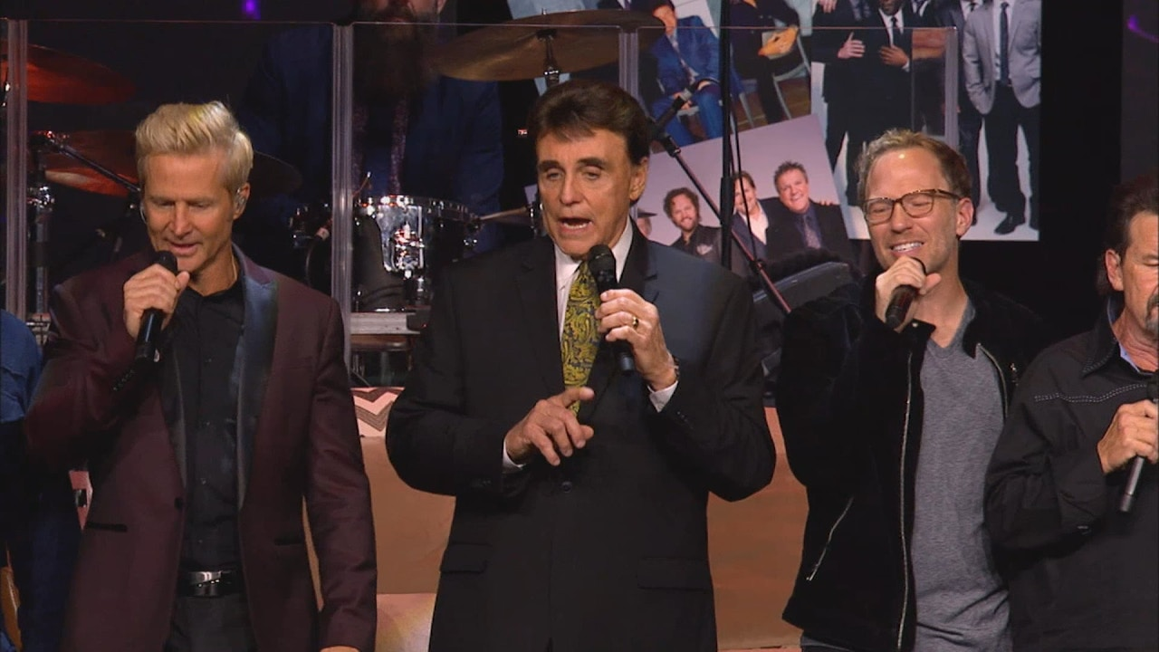 Watch Gaither Vocal Band Reunion Live Part 1