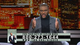Video Image Thumbnail:Tyler Perry shares how faith overcomes adversity and produces success.