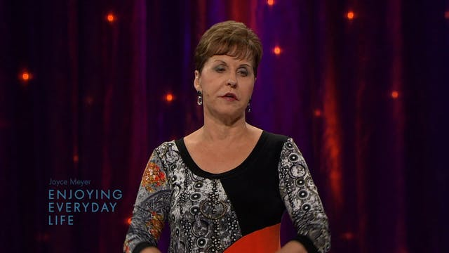Philippians Bible Study Part 1 - Joyce Meyer: Enjoying Everyday Life
