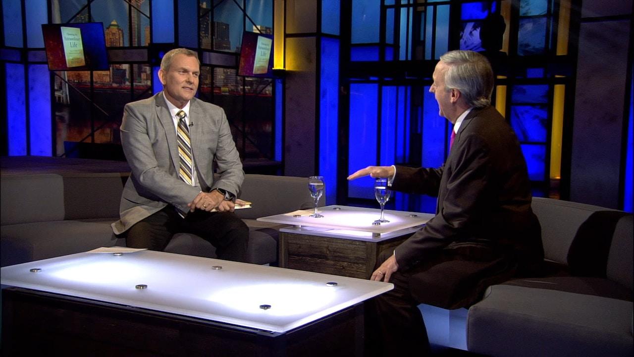 Watch Robert Jeffress:  Choosing the Extraordinary Life