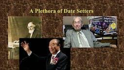 Video Image Thumbnail:Great Debates of Bible Prophecy: Debating Bible Prophecy