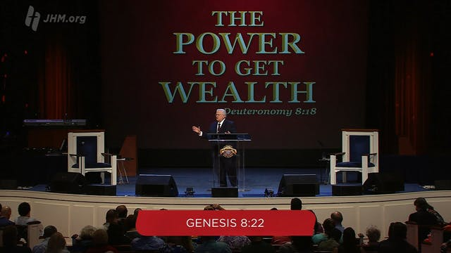 The Power to Get Wealth