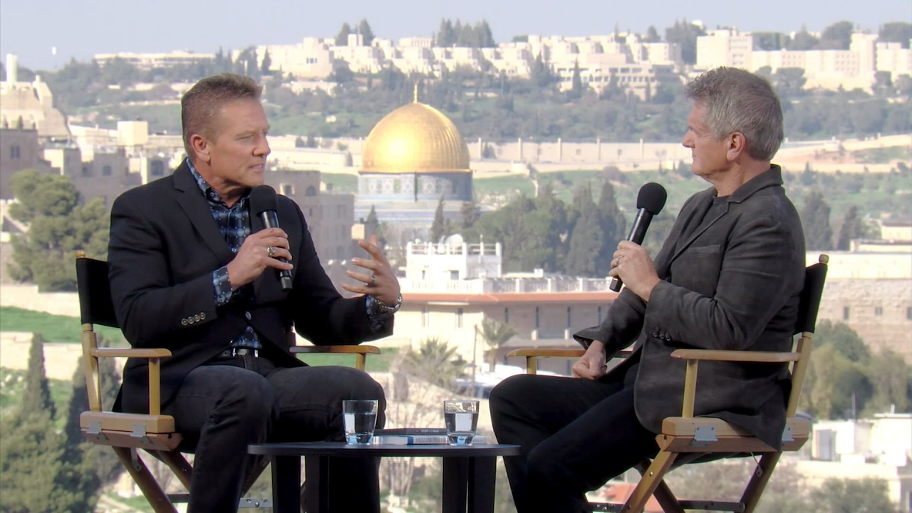 Watch Scott Hannen speaks on stopping joint pain and how God has designed your body...
