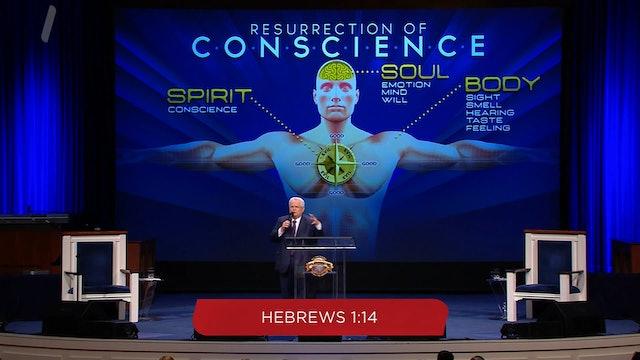 Resurrection of Conscience: Conscience The Winning Edge