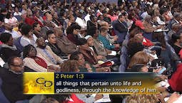 Video Image Thumbnail:Knowing God Part 4
