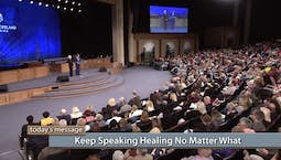 Video Image Thumbnail:Keep Speaking Healing No Matter What