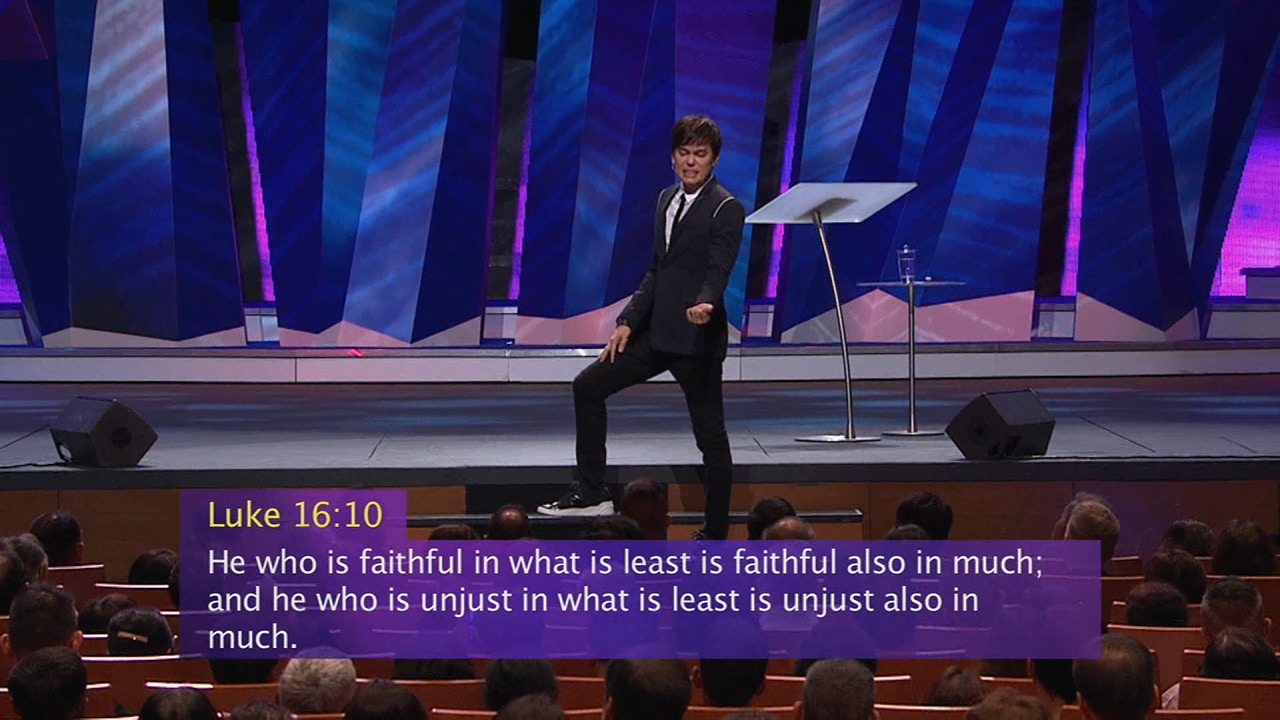 Watch The Truth about Tithing Under Grace Part 4