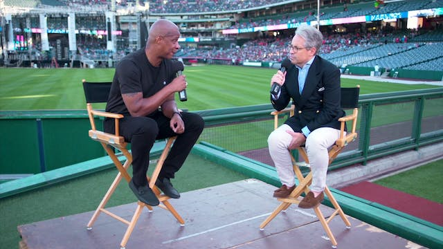 Guest Darryl Strawberry