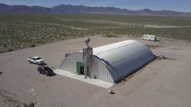 Conspiracy, More Than Just A Theory: Area 51