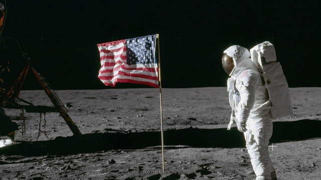 Conspiracy, More Than Just a Theory: Moon Landing