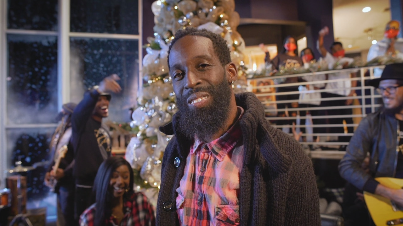 Watch The Joys Of Christmas with Tye Tribbett