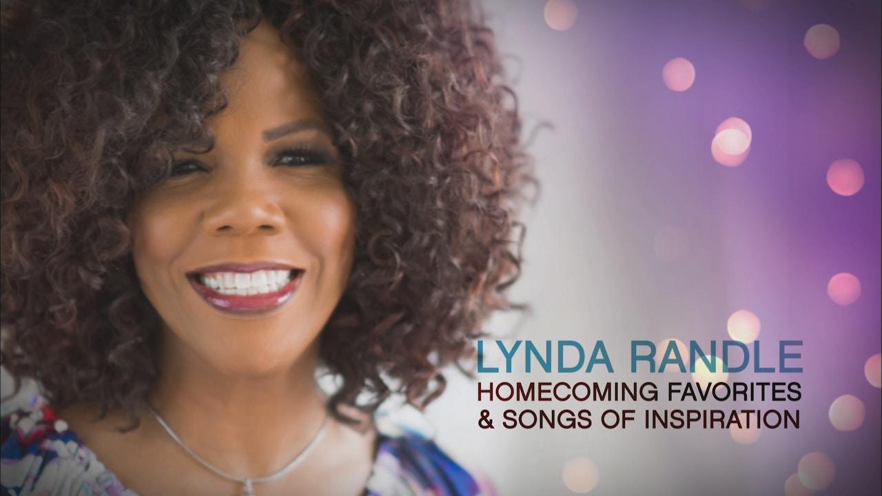 Watch Lynda Randle - Homecoming Favorites
