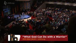 Video Image Thumbnail:What God Can Do with a Warrior