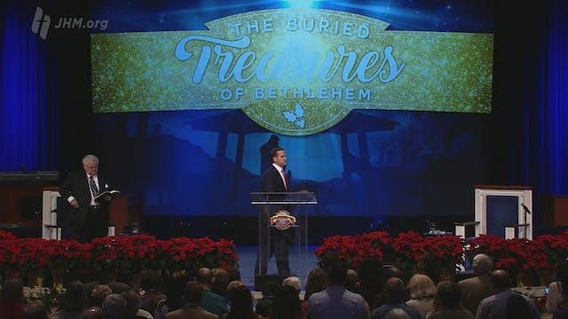 The Buried Treasures of Bethlehem