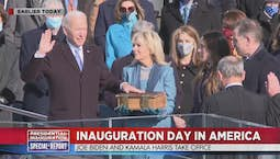 Video Image Thumbnail:Presidential Inauguration Part 1