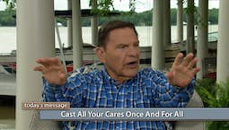 Video Image Thumbnail:Cast All Your Cares Once and for All