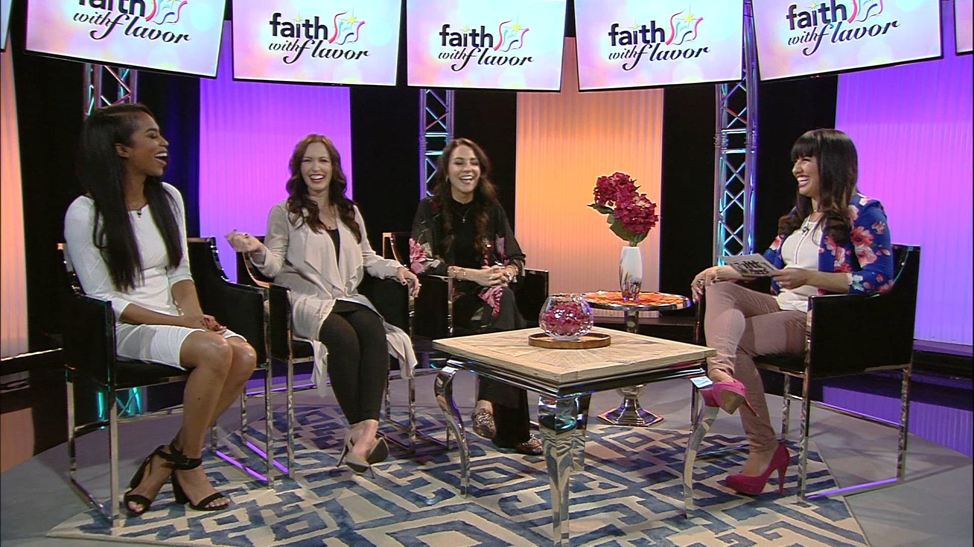 Busty faith video