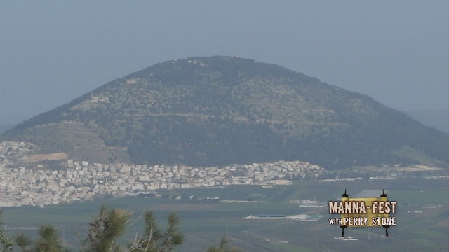 The View From Nazareth To Armageddon