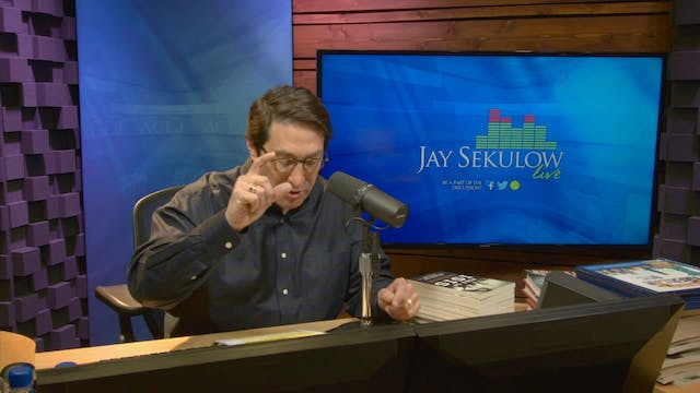 "ACLJ This Week with Jay Sekulow, ""Chr..."