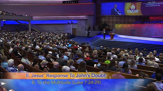 The Incomparable Christ: For Those Who Doubt Part 2