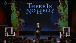 Video Image Thumbnail: There is No Hell? and Follow the Leader
