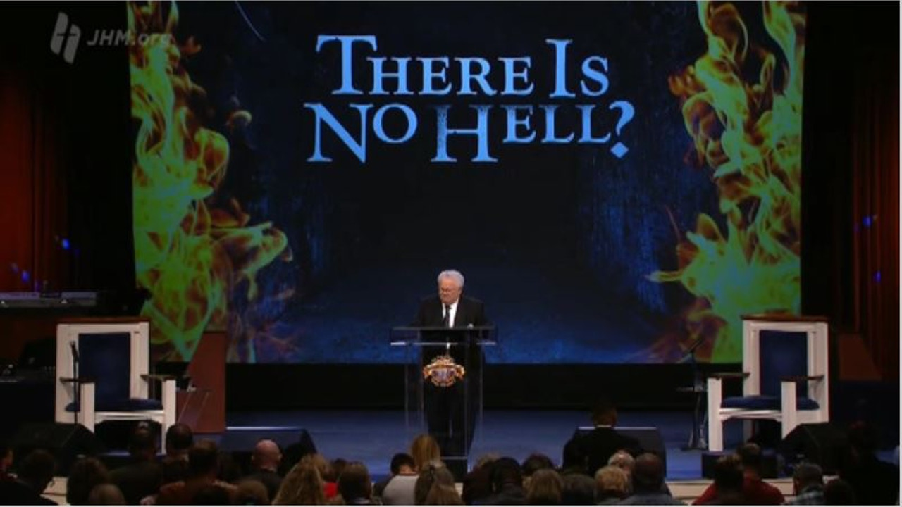Watch There is No Hell? and Follow the Leader
