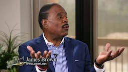 Video Image Thumbnail: Interview with James Brown | Wednesday