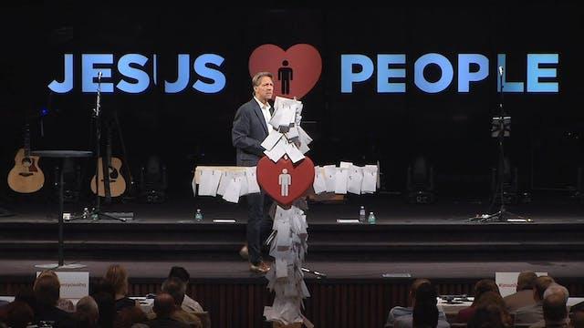 Jesus Loves Traitors Part 2