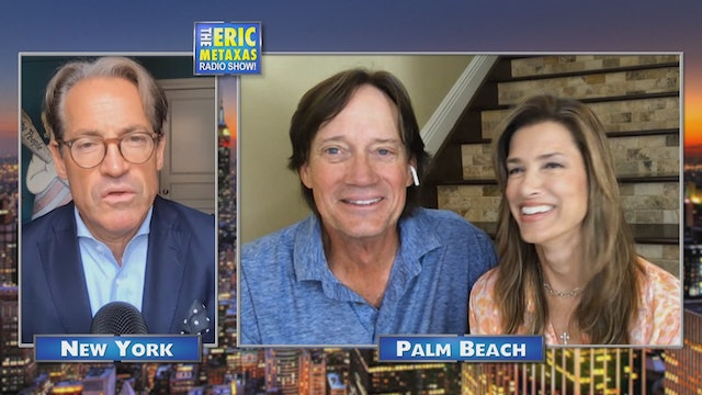 Guests Victoria Jackson and Kevin & Sam Sorbo
