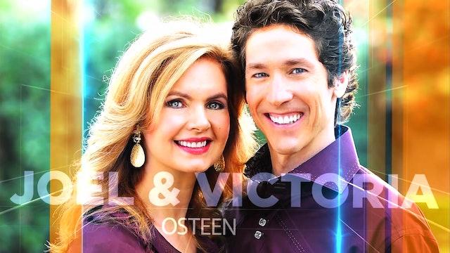 Praise - Joel and Victoria Osteen - October 4, 2021