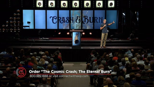 The Cosmic Crash: The Eternal Burn Pa...