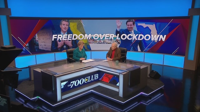 The 700 Club | March 16, 2021