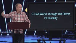 Video Image Thumbnail:Humility: It's Not About Me