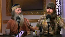 Video Image Thumbnail:Guest Phil, Jase, & Al Robertson