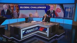 Video Image Thumbnail:The 700 Club | March 23, 2021