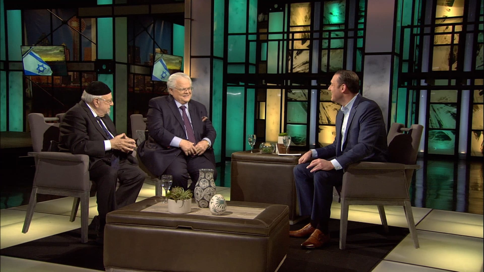 Watch Praise | John Hagee & Rabbi Aryeh Scheinberg | 3/15/19