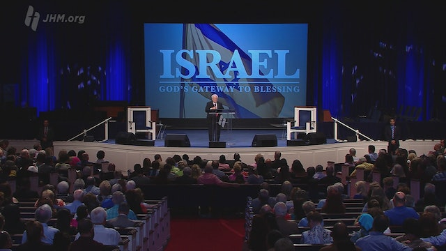 Israel: God's Gateway to Blessing