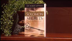 Video Image Thumbnail:Robert Jeffress | Solomon's Secrets