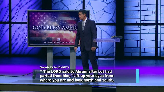God Bless America: A Prophetic Perspective- The Promises of God