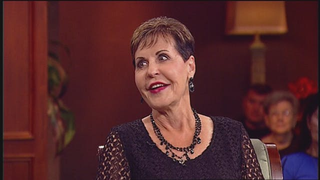 Joyce Meyer | Unshakeable Trust