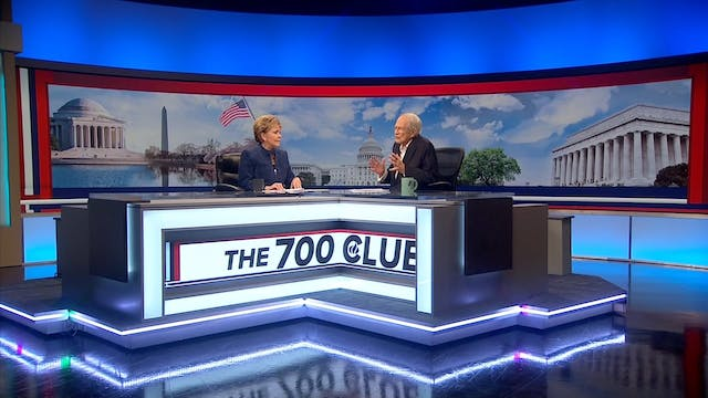The 700 Club | October 31, 2019