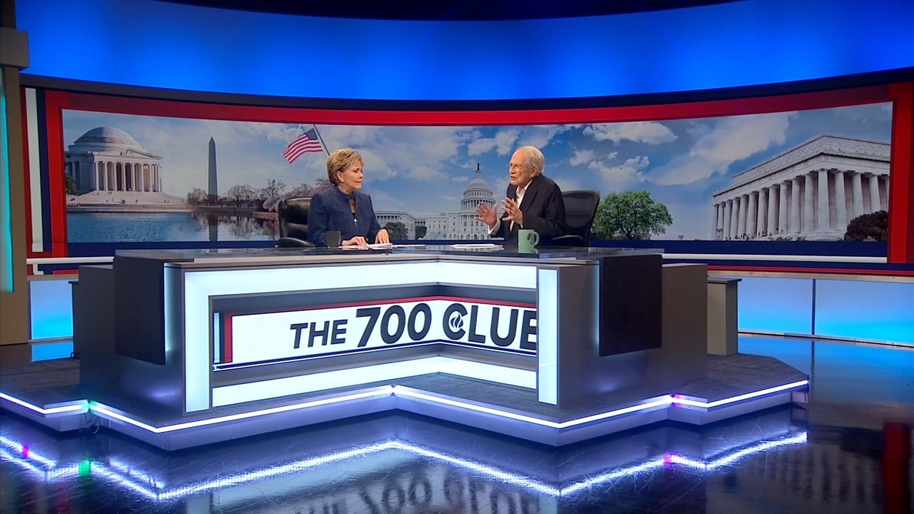 Watch The 700 Club | October 31, 2019
