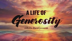 Video Image Thumbnail:A Life of Generosity