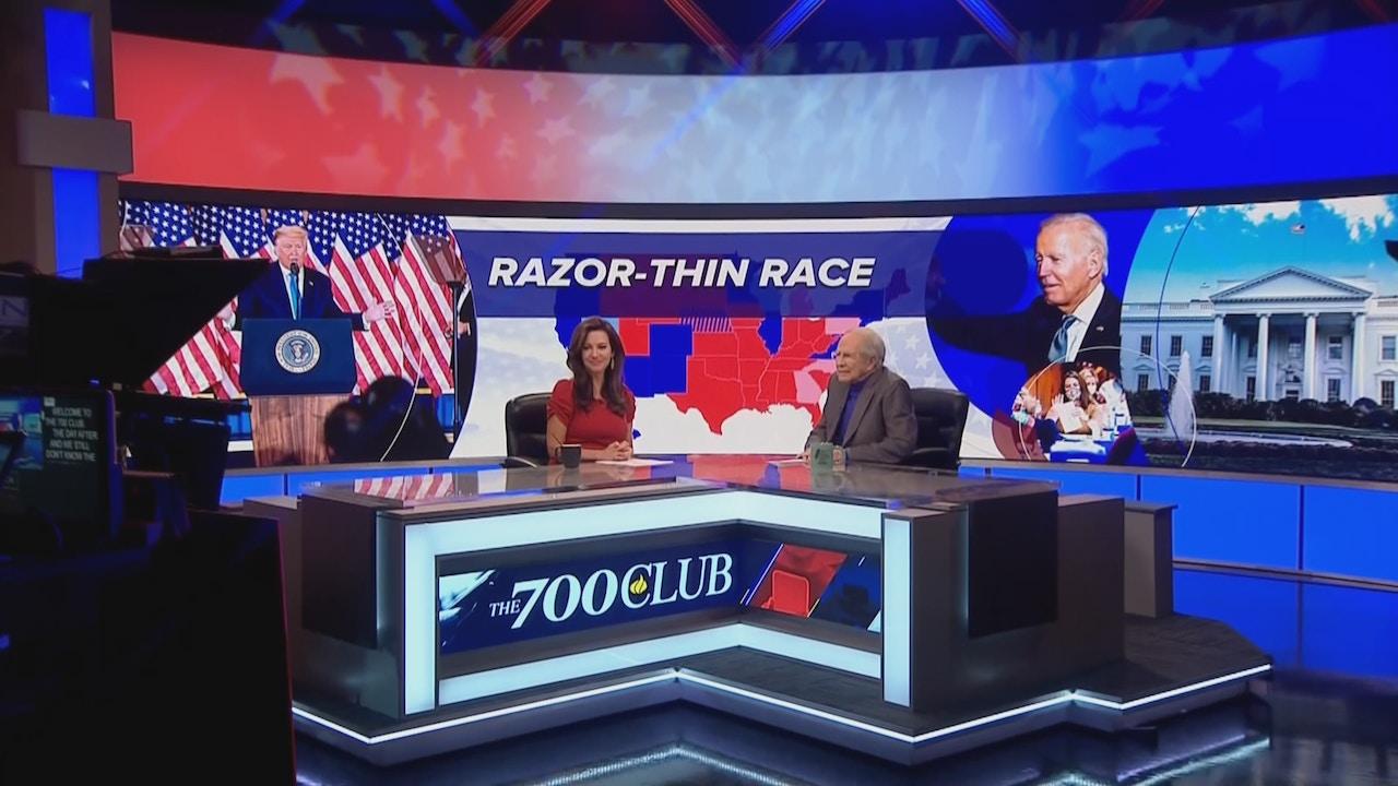 Watch The 700 Club | November 4, 2020