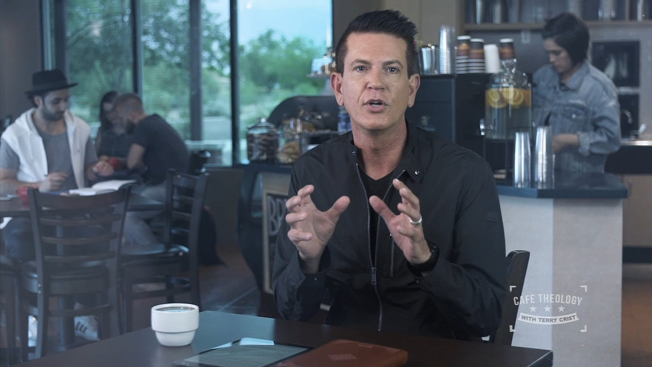 Watch Café Theology with Terry Crist