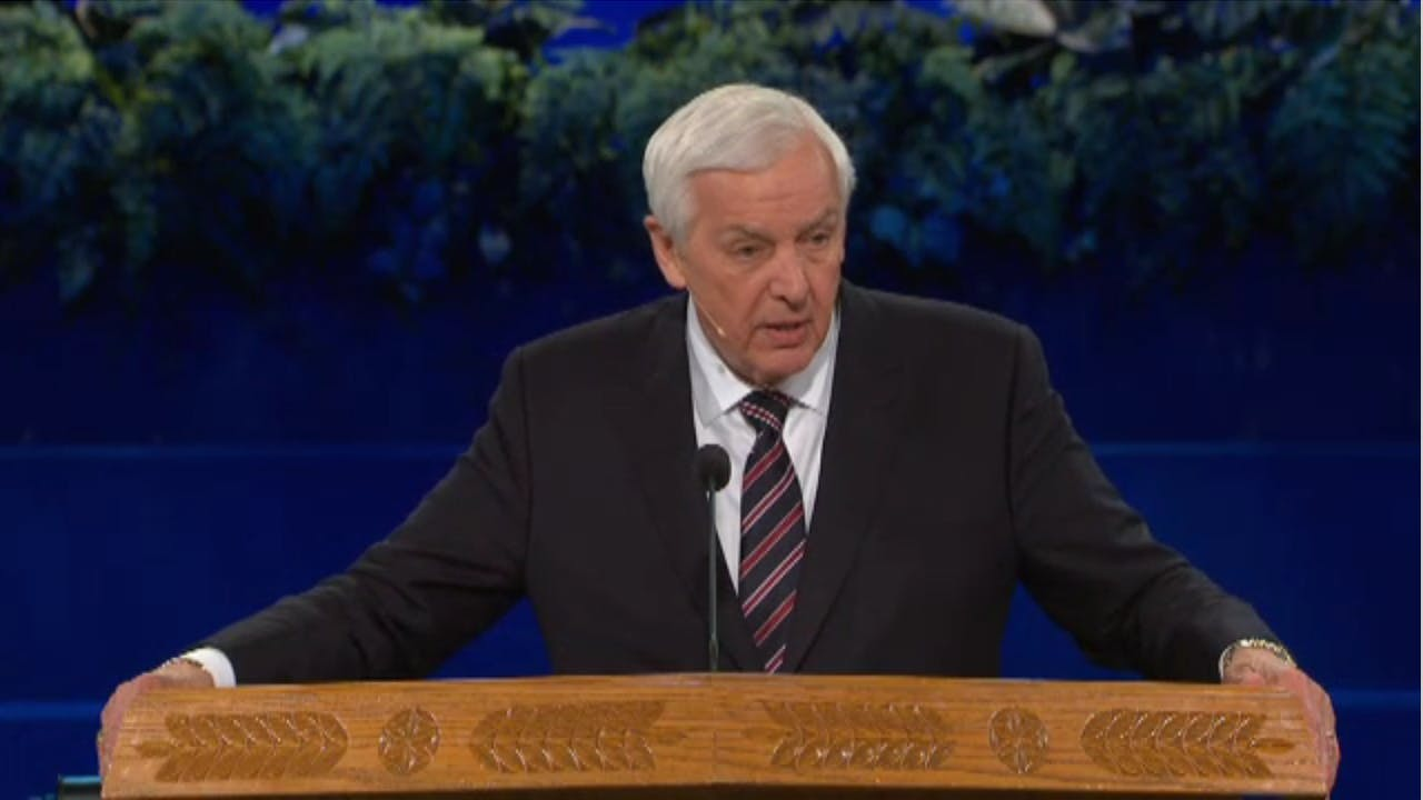 knowing a holy god - turning point with dr. david jeremiah - tbn